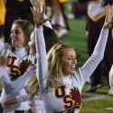 thumbs usc song girls 2009 rose bowl 10