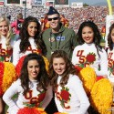 thumbs usc song girls 2009 rose bowl 12