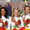 thumbs usc song girls 2009 rose bowl 13