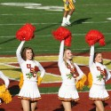 thumbs usc song girls 2009 rose bowl 14