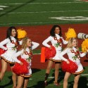 thumbs usc song girls 2009 rose bowl 16