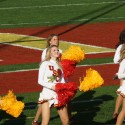 thumbs usc song girls 2009 rose bowl 18