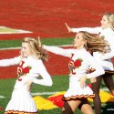 thumbs usc song girls 2009 rose bowl 19