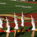thumbs usc song girls 2009 rose bowl 20