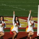 thumbs usc song girls 2009 rose bowl 21