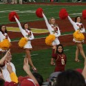 thumbs usc song girls rose bowl 011