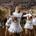 thumbs usc song girls rose bowl 047