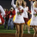 thumbs usc song girls rose bowl 060