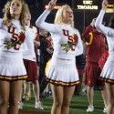 thumbs usc song girls rose bowl 061