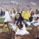 thumbs usc song girls rose bowl 063