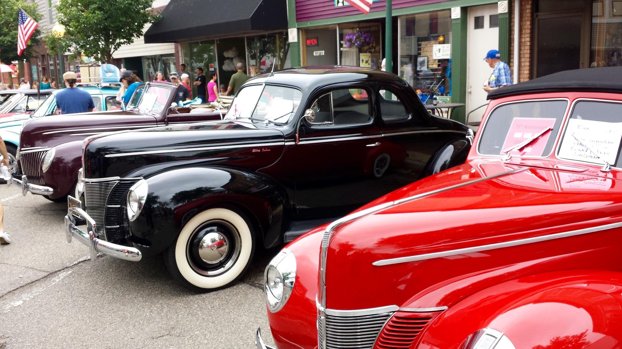 Vicksburg Old Car Festival