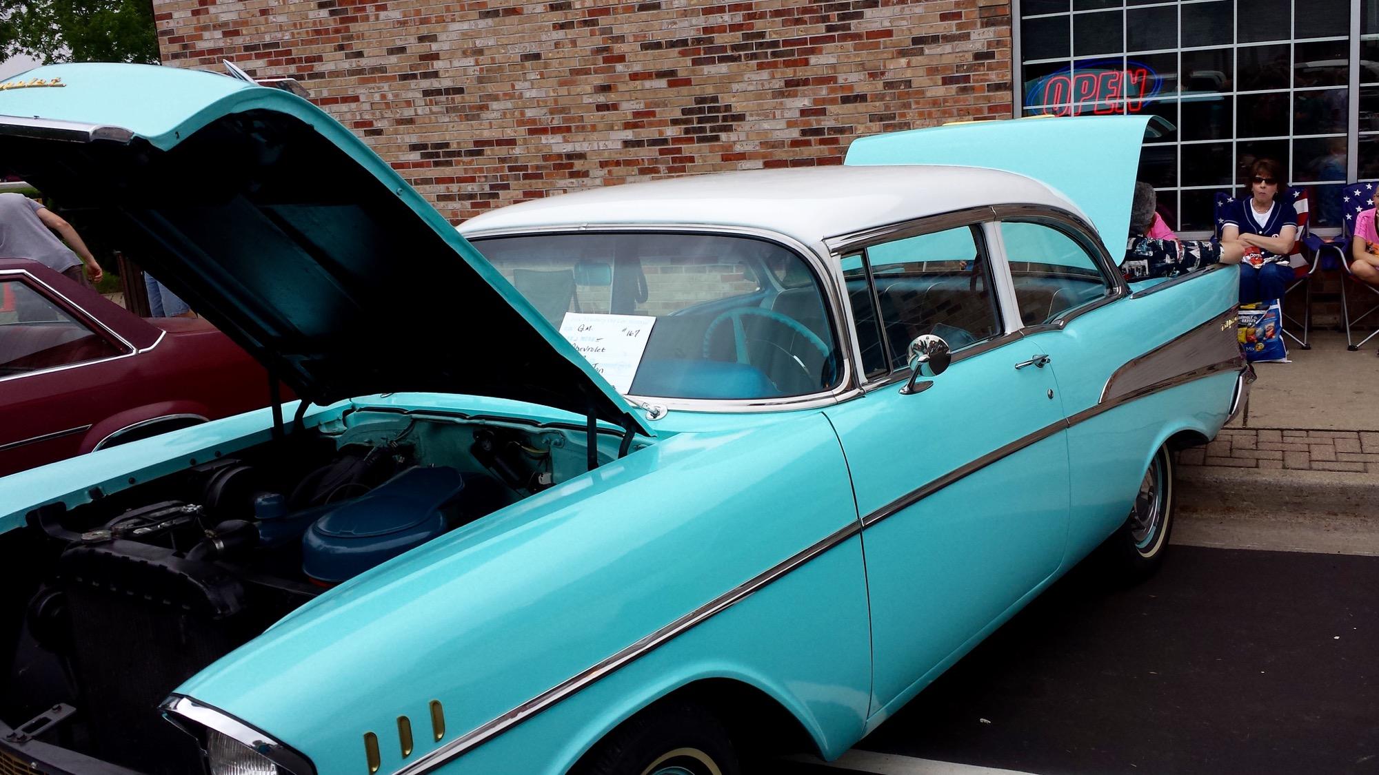 The 35th Annual Vicksburg Michigan Old Car Festival