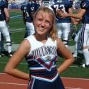 thumbs villanova cheerleaders 08