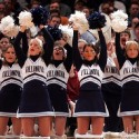 thumbs villanova cheerleaders 23