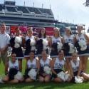 thumbs villanova cheerleaders 35
