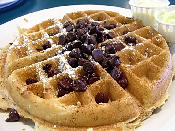 thumbs chocolate chip waffles 4