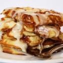 thumbs cinnamon roll waffles 4