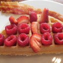 thumbs national waffle day 6