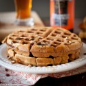thumbs pumkin ale waffles8