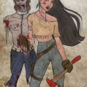 thumbs the walking disney   pocahontas and john by kasami sensei d79lrmf
