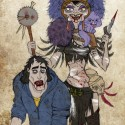 thumbs the walking disney   yzma and kronk by kasami sensei d7nrmum