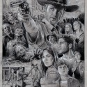 thumbs walking dead fan art 006