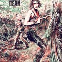 thumbs walking dead fan art 021