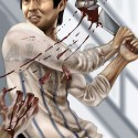 thumbs walking dead fan art 027
