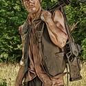 Daryl Dixon (Norman Reedus) - The Walking Dead - Gallery Photography - PHoto Credit: Frank Ockenfels/AMC