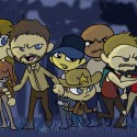 thumbs walking dead fan art 031