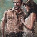 thumbs walking dead fan art 034