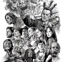 thumbs walking dead fan art 035