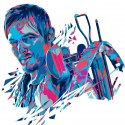 thumbs walking dead fan art 054
