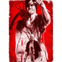 thumbs walking dead fan art 056