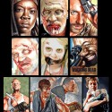 thumbs walking dead fan art 066