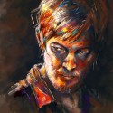 thumbs walking dead fan art 070