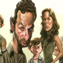 thumbs walking dead fan art 076