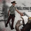 thumbs walking dead fan art 080