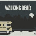 thumbs walking dead fan art 082