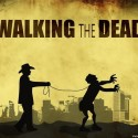 thumbs walking dead fan art 085