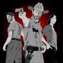 thumbs walking dead fan art 099