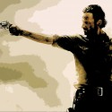 thumbs walking dead fan art 105