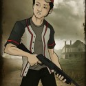 thumbs walking dead fan art 108