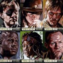 thumbs walking dead fan art 113