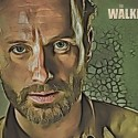 thumbs walking dead fan art 119
