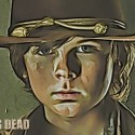 thumbs walking dead fan art 120