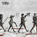 thumbs walking dead fan art 137