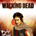 thumbs walking dead fan art a