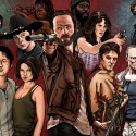 thumbs walking dead fan art d