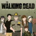 thumbs walking dead fan art g